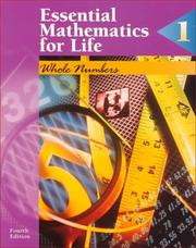 Cover of: Essential Mathematics for Life Series | McGraw-Hill
