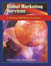 Cover of: Global Marketing Services | McGraw-Hill