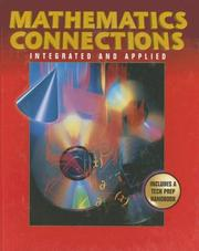 Cover of: Mathematics Connections Integrated And Applied | Ashlock
