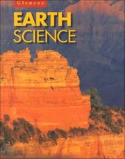 Cover of: Glencoe Earth Science | Susan Leach Snyder