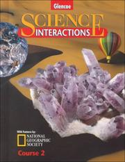 Cover of: Science Interactions Course 2
