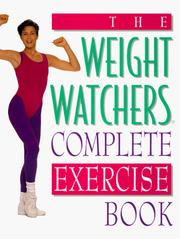 Cover of: The Weight Watchers complete exercise book