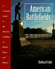 Cover of: American Battlefields