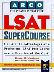 Cover of: LSAT supercourse