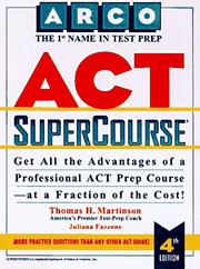 Cover of: ACT SuperCourse