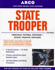 Cover of: State trooper