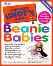 Cover of: The complete idiot's guide to Beanie babies