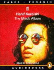 Cover of: Black Album (Audio, Faber) | Hanif Kureishi