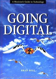 Cover of: Going digital