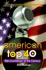 Cover of: American top 40