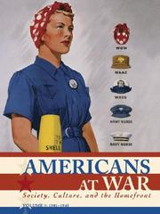 Cover of: Americans At War