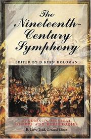 Cover of: The nineteenth-century symphony