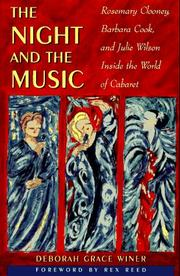 Cover of: Night And The Music
