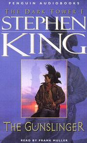 Cover of: The Gunslinger (The Dark Tower, Book 1)
