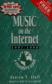 Music on the Internet 1997-1998