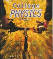 Cover of: College Physics Vol. 2