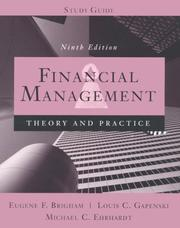 Cover of: Financial Management | Eugene F. Brigham
