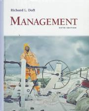 Cover of: Management with Student CD-ROM and PERF Module