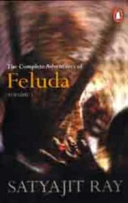Cover of: The complete adventures of Feluda