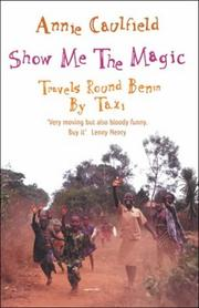 Cover of: Show Me the Magic