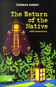 Cover of: The return of the native by Thomas Hardy