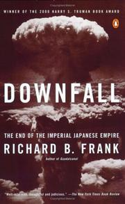 Cover of: Downfall | Richard B. Frank