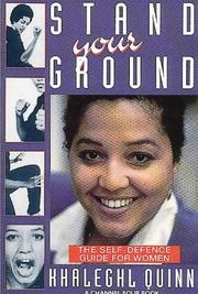 Cover of: Stand Your Ground | Khaleghl Quinn