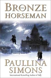 Cover of: The Bronze Horseman ARC | Paulina Simons