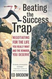 Cover of: Beating the Success Trap