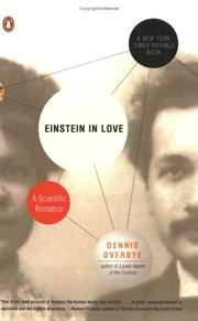 Cover of: Einstein in Love | Dennis Overbye