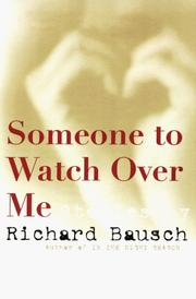Cover of: Someone to Watch Over Me: Stories