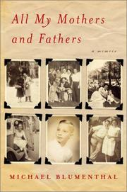 Cover of: All My Mothers and Fathers
