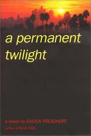 Cover of: A permanent twilight