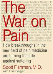 Cover of: The War on Pain | Scott, M.D. Fishman