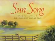 Cover of: Sun song