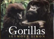 Cover of: Gorillas