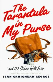 Cover of: The Tarantula in My Purse: and 172 Other Wild Pets