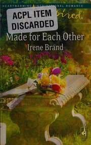 Made for Each Other (Love Inspired #448)