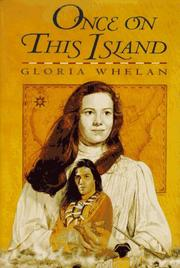 Cover of: Once on this island | Gloria Whelan