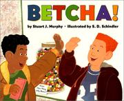 Cover of: Betcha! | Stuart J. Murphy
