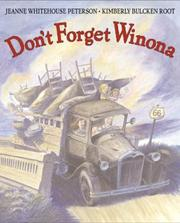 Cover of: Don't forget Winona