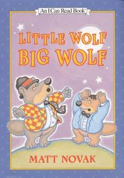Cover of: Little Wolf, Big Wolf