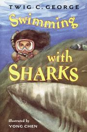 Cover of: Swimming with sharks