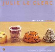 Cover of: Little Cafe Cakes | Julie Le Clerc