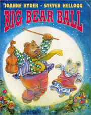 Cover of: Big bear ball