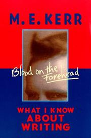 Cover of: Blood on the Forehead