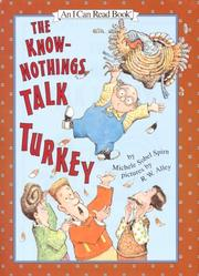 Cover of: The Know-Nothings talk turkey