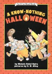 Cover of: A know-nothing Halloween