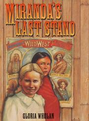 Cover of: Miranda's last stand