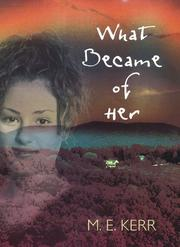 Cover of: What Became of Her